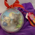 Puppy in your Pocket Holiday Christmas Ornament - Kitty