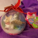 Puppy in your Pocket Holiday Christmas Ornament - Sled Dogs