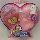 Puppy in your Pocket Valentines Clip on Travel Set