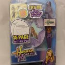 Disney Hannah Montana Activity Pad & Musical Pen