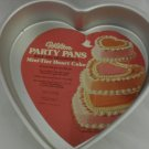 "Wilton Mini Tier Heart Cake 9"" Pan"