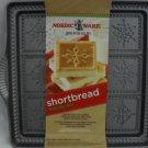 NordicWare Snowflake Shortbread Pan NEW