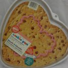 Wilton Love Heart Giant Cookie Pan