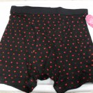 Valentine Hearts Love Mens M Brief Shorts