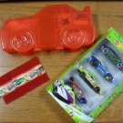 Hot Wheels Easter 4 Pack Gift Set - RED