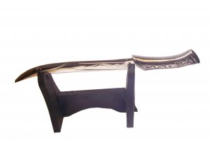 miniature arwens sword hadhafang