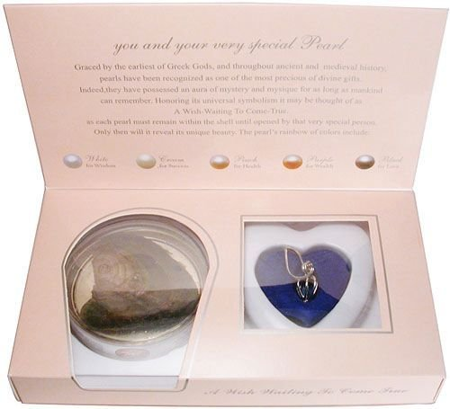 Authentic Pearl Necklace Gift Set - BBpn