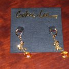 Cookie Lee Amber Earrings - BBcl
