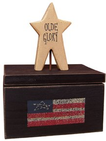 Americana Wood Box Set - GRWB8
