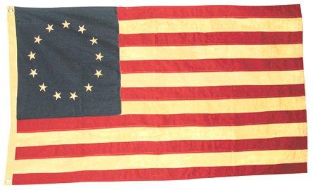 American Betsy Ross Flag - Large - GFL05