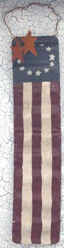 Tin Americana Flag - G22607