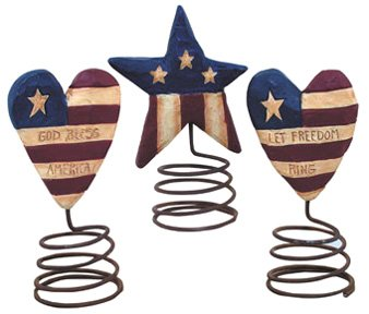 Americana Springs - 3 piece set  - G26257