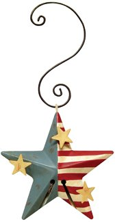 Americana Star Bells - 6/Set - G109356