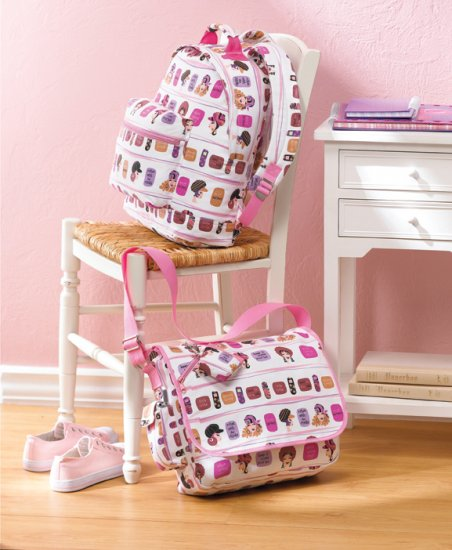 Saucy Secrets Backpack  - MM37217