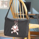 Skull Messenger Bag - MM37697
