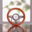Racy Steering Wheel Desk Clock - MM33105