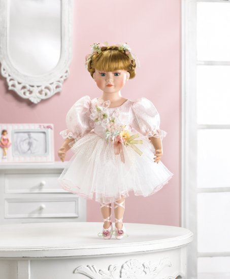 Ballerina Doll - MM37424