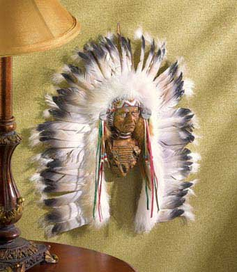Headdress Plaque - MM28407