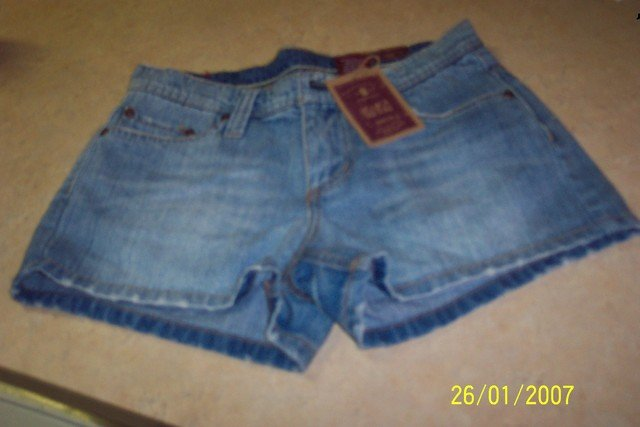 Bongo Shorts - Size 1 - New With Tags - BBlm