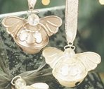 Angel Belles Ornaments - 12 pc. set  - G49396