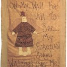 Guardian Angel Wall Hanging - GE7076