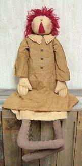 Miss Karen Raggedy Doll - GE10191