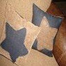 SALE! Western Star Pillows 2/set - CGws