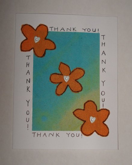 Thank You Card - NNty01