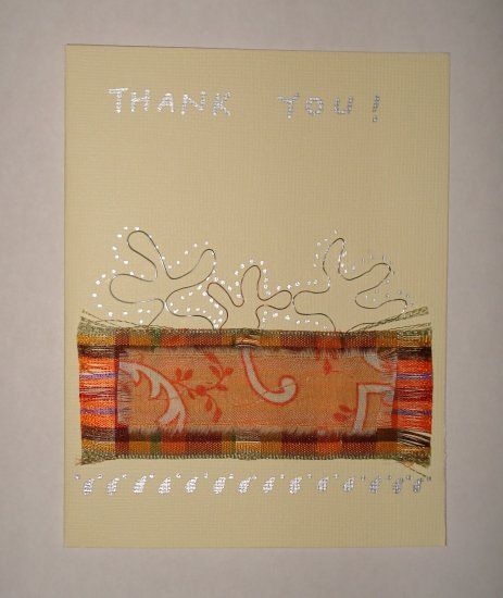 Thank You Card - NNty03
