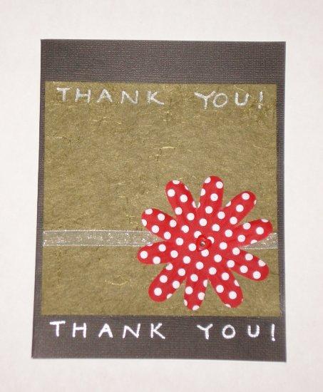 Thank You Card - NNty04