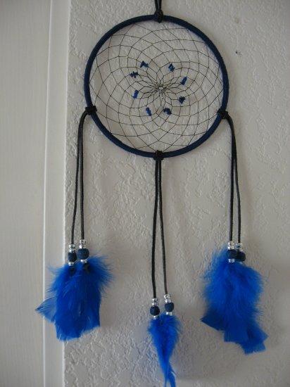 Lapis Lazuli Dreamcatcher - LTll