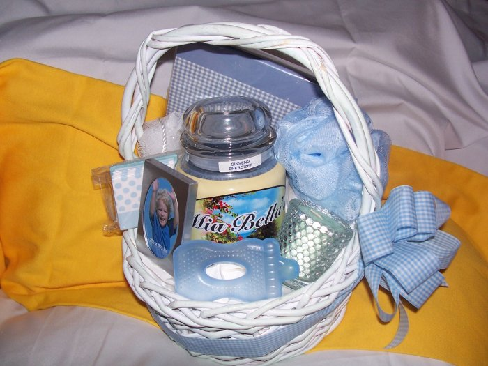 Just for the New Mom Basket - GSnmb