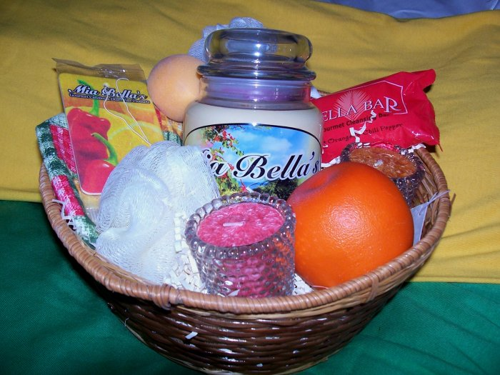 Kitchen Delight Basket - GSkdb