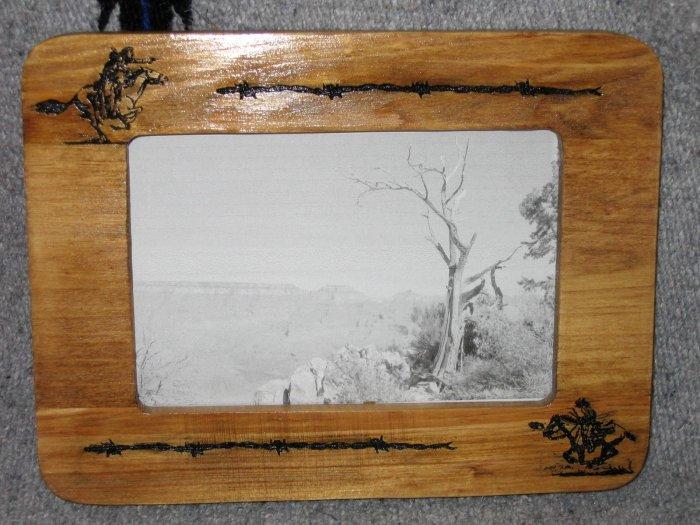 Barb Wire Running Frame - CNSbwf