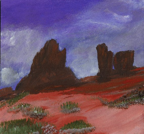 The Wonder of Red Rocks - EArr