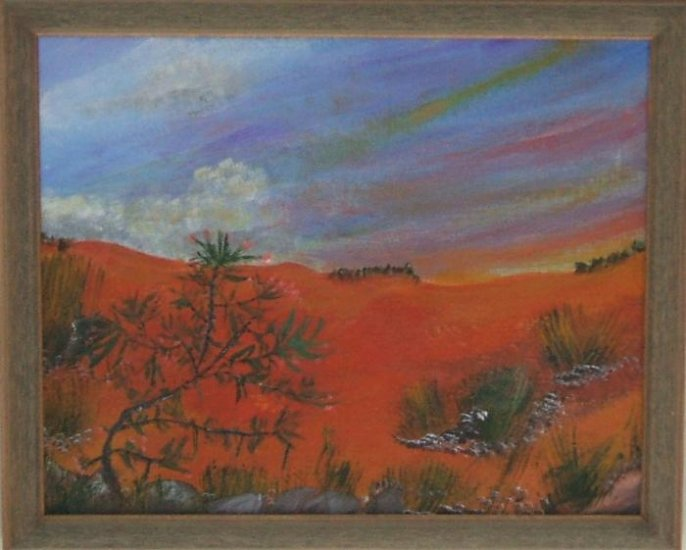 The Desert Blooms - EAdb