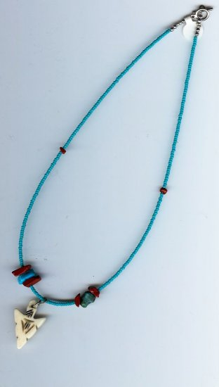 Arrowhead Necklace - EAan