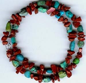 Jasper & Turquoise Bracelet - EAjtb