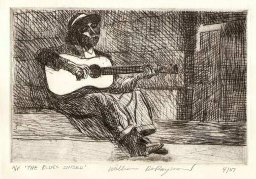 DPP The Blues Singer