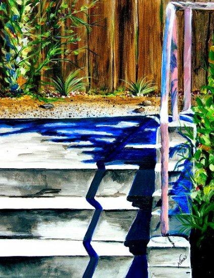 School Steps - NW90050