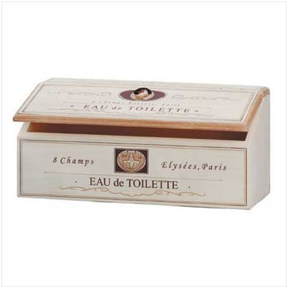 �Eau De Toilette� Bath Products Box - MM35166