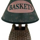 Basket Lamp - CWIGYT52401