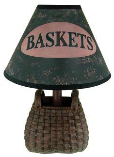 Basket Lamp - CWIGYT52401