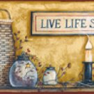 Baskets & Jars Wall Border - CWIG86191