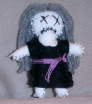 Voodoo Punk Worry Doll - EPLv3
