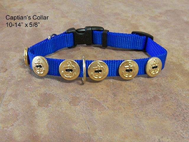 Captain's Dog Collar  - BTcc