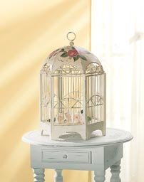 Birdcage for Money Cards At Reception - MM33209