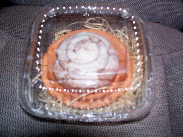 Cinnamon Roll Candle - GScrc