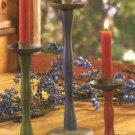 Farmhouse Candlesticks - 3 pc Set - CWG105137