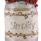 Simplify Votive Jar - CWG26254